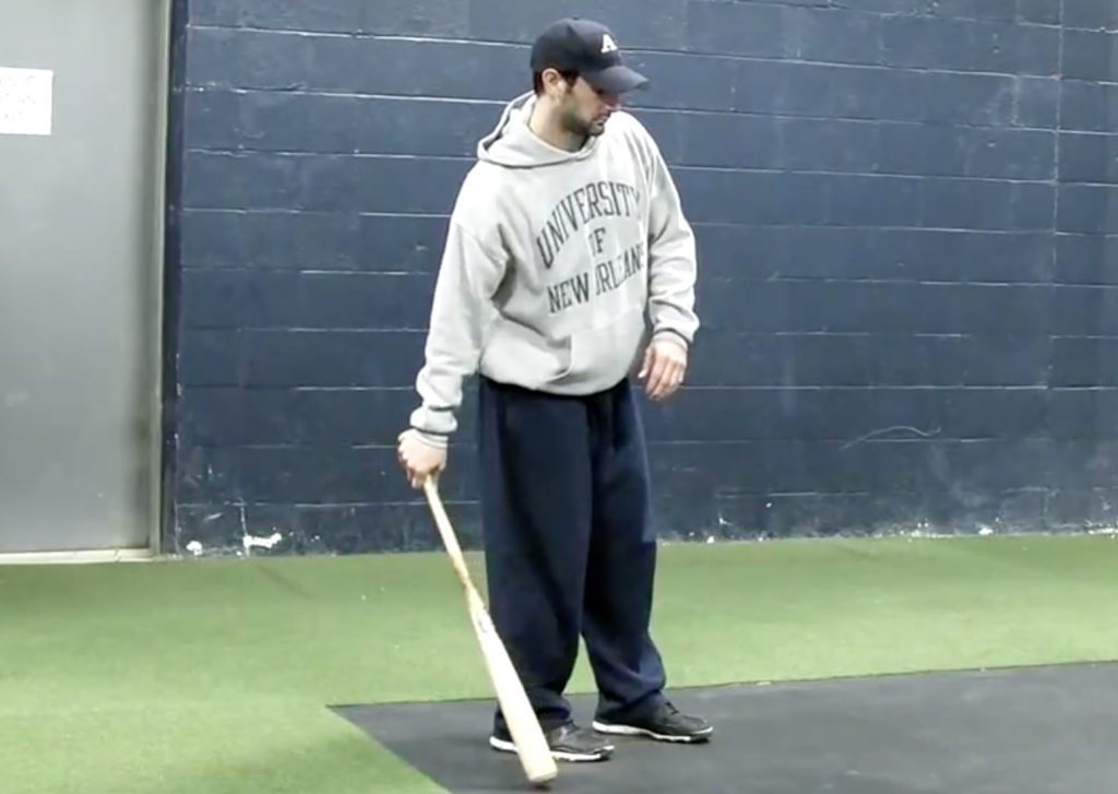 "Arm Pathway Training: The ""Bat""Drill"