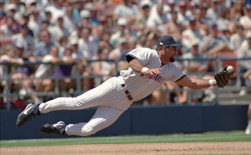 Ken Caminiti Throwing Patterns