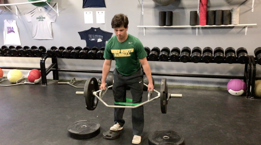 Baseball Strength Training: Another use for the Trap Bar