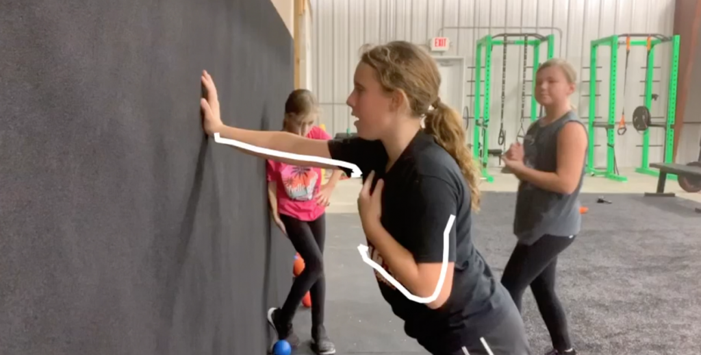 Softball Pitching: Shoulder Stability   Tutorial